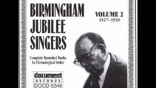 See The Sign Of Judgement - Birmingham Jubilee Singers