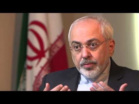 Iran's Zarif on why Tehran won't team up with U.S. on Islamic State group