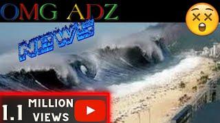 Durban, South Africa Mini Tsunami! 12-03-2017