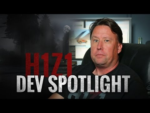 H1Z1 Dev Spotlight - Kris Roberts [Official Video]