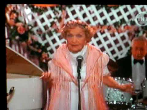 Old Lady From The Wedding Singer