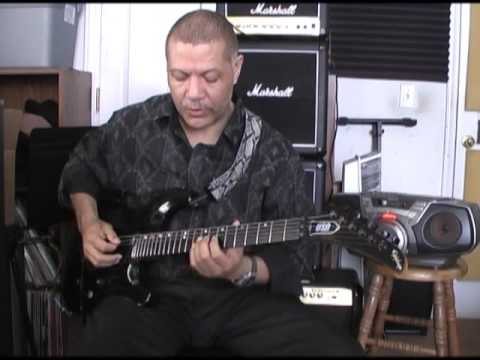 Teach Ernie Isley -