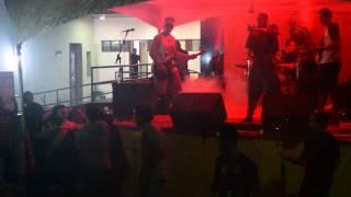 Show de lançamento da banda One Black Two White1, gravado pelo Blog do Anderson Pereira