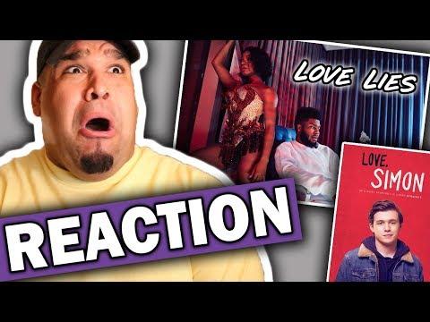 Khalid & Normani - Love Lies [REACTION]