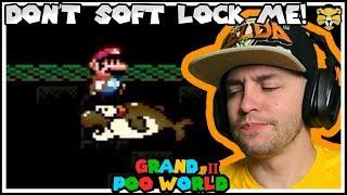 This Level STINKS! GRAND POO WORLD 2 Mario Romhack Part 9