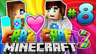 """Minecraft Crazy Craft 3.0 (Ep 8) - """"GIRLFRIEND!"""" w/ Ali-A"""