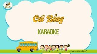 KARAOKE Cái Bống - Bé Xuân Mai (Beat phối)
