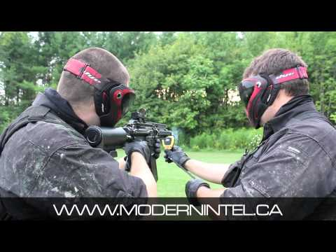 HE GETS LIT UP WITH PAINTBALLS! - MILSIG Paradigm LE Field Test