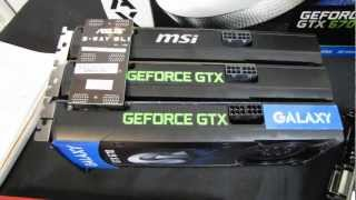 NVIDIA GeForce GTX 670 2GB Gaming Video Card 1080p Performance Review Linus Tech Tips