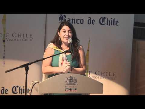 Expo Shanghai 2010 - Pro Chile - Paola Vazquez (China)