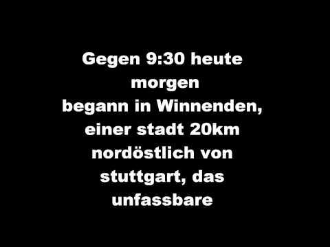Jan Hegenberg - Nichts Gelernt Die Leere Nach Winnenden