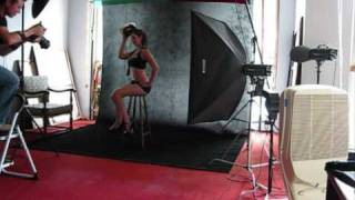 Pin Up Shoot
