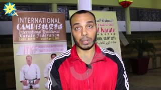 بالفيديو: مصر الأول عالميا في لعبة الكومي تيه