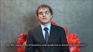 P. Mikosik - The problem of cooperation between science and business