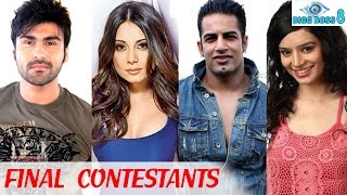 Bigg Boss 8 21st September 2014 GRAND PREMIERE EPISODE | FINAL CONTESTANTS