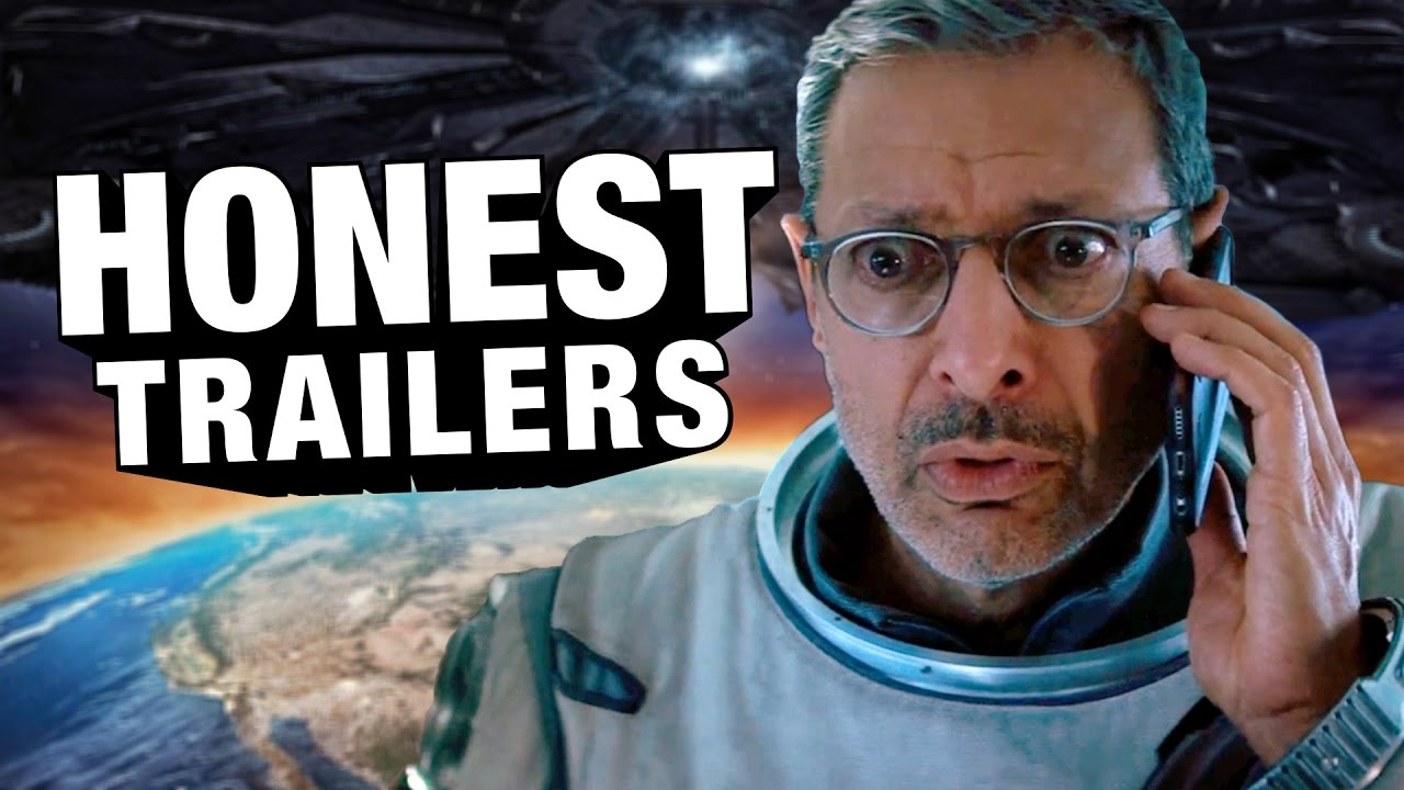[Honest Trailer Rips Independence Day 2 Apart] Video