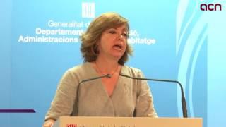"Borràs: Spain has a ""phobia of ballot boxes"""