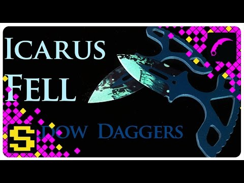 icarus fell giveaway