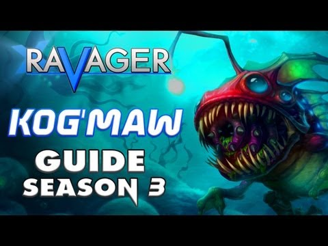 KOG'MAW GUIDE (S3) - xRavager Gaming