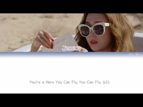 Jessica (제시카) – Fly (Feat. Fabolous) Lyrics (Han|Rom|Eng)