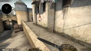 1V4 BunnyHopping DUST2