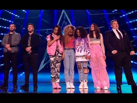 Semi Final 1 Results | Britain's Got Talent 2017