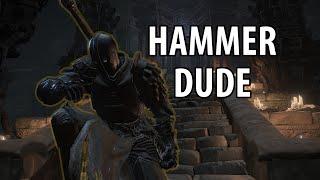 Dark Souls 3: Hammer Dude