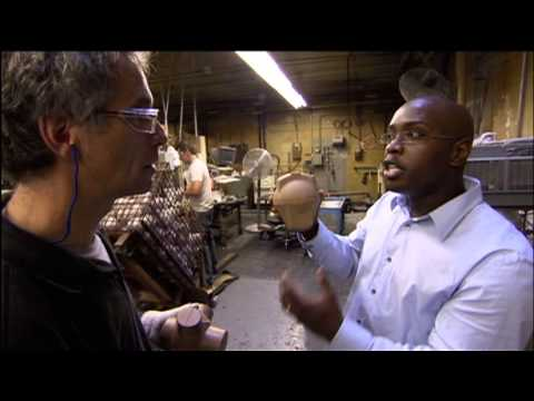 Ebonite   How To Make A Bowling Ball