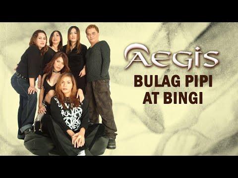 Aegis - Bulag, Pipi At Bingi (Lyrics Video)