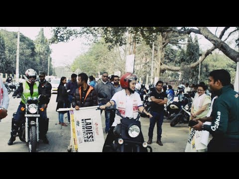 xBhp Assam Ladies Motorcycle Rally 2018   International Women's Day Special