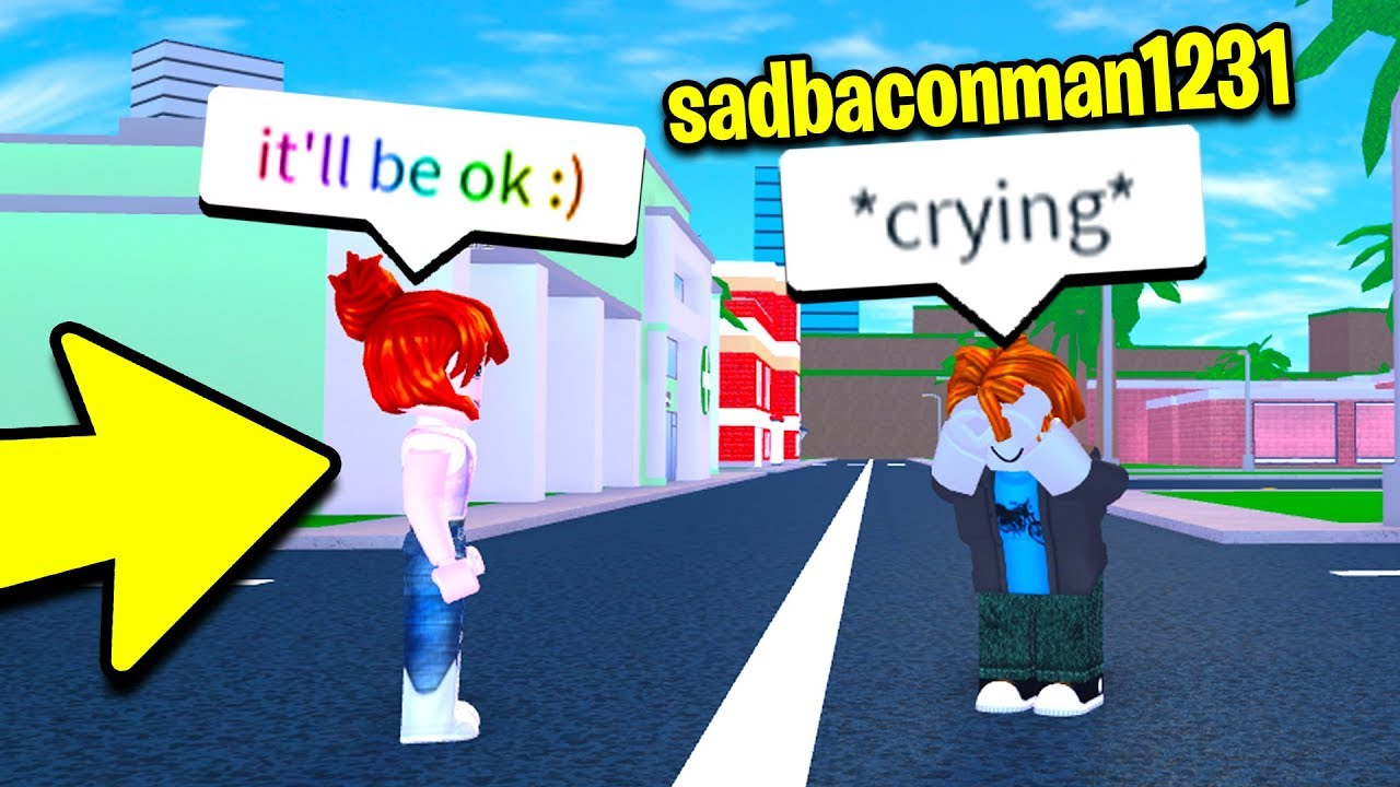 IF YOU CHEER ME UP, YOU WIN $$$! (Roblox)