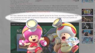 Game Theory   Toads DEADLY Secret Super Mario Bros