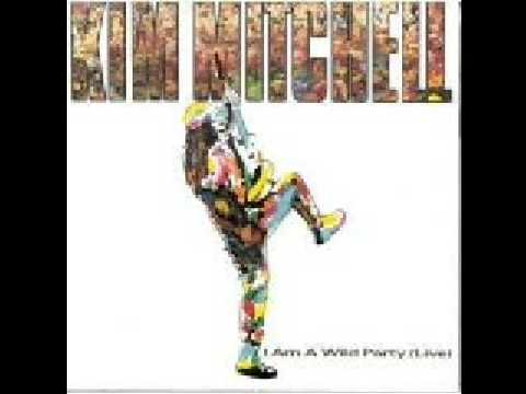Kim Mitchell - I Am A Wild Party