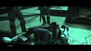 343 Guilty Spark - Jenkins' Helmet Cam  (Halo Combat Evolved Cutscene)