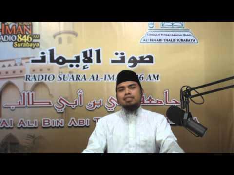 Ceramah Agama: Peringatan Tahun Baru Masehi Dalam Kacamata Islam - Ustadz Fadlan Fahamsyah, Lc, MHI