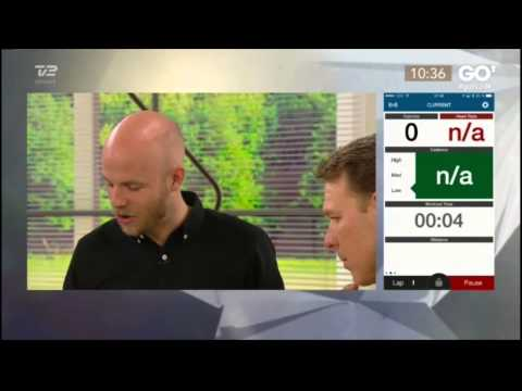 KICKR Power Trainer - Go' morgen TV2