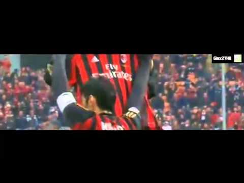 100° Gol Kakà vs Atalanta | Milan - Atlanta 6/01/2014.