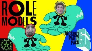 Role Models - Jackbox Party Pack 6 | Let's Play