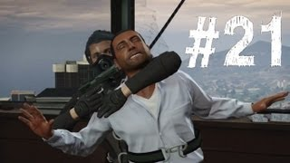 Grand Theft Auto 5 Gameplay Walkthrough Part 21 - Three's Company (GTA V)