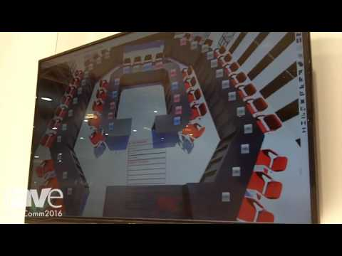 InfoComm 2016: Conference Systems with Braehler ICS Demos DCen Weaver and Mic Control 2 Software