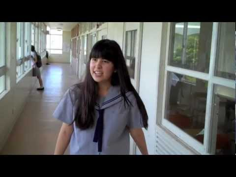 Tour of My Japanese School