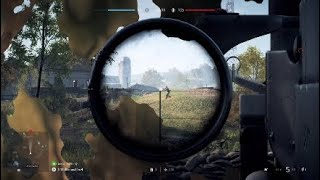Battlefield™ V British Sniper and Commando Gameplay