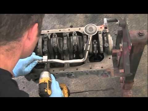 Isuzu Engine Rebuild