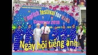 Kịch Thầy bói xem voi và cô bé quàng khăn đỏ  - Ngày hội tiếng anh - Phương Nguyễn