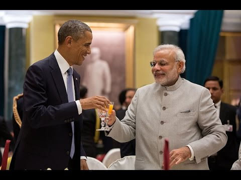 President Obama Attends the India State Dinner