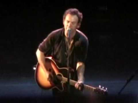 Bruce Springsteen - My Best Was Never Good Enough