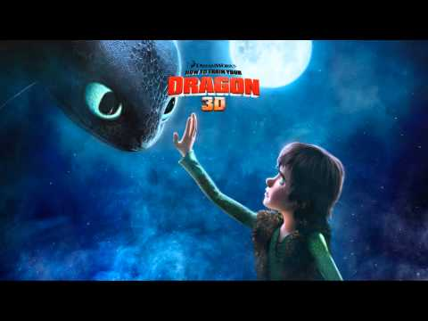 How to Train Your Dragon Soundtrack - 22. Where's Hiccup