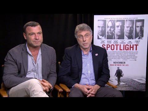 Liev Schreiber - Spotlight Interview HD