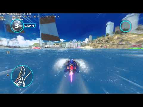 Sonic All Stars Racing Transformed - PC Gameplay/DLC content