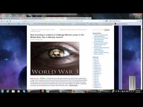 ZIONISM/ILLUMINATI OLYMPIC FALSE FLAG POSSIBILITY TO START WW3?